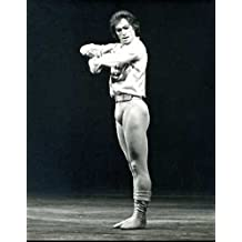 "Rudolph Nureyev Original 8x10"" Theater Photo #K0268"