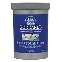 Northern Lab-Goddards 654709 Goddard\'s Long Shine Silver Foam 18oz