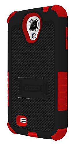 galaxy s4 red and black case - 9