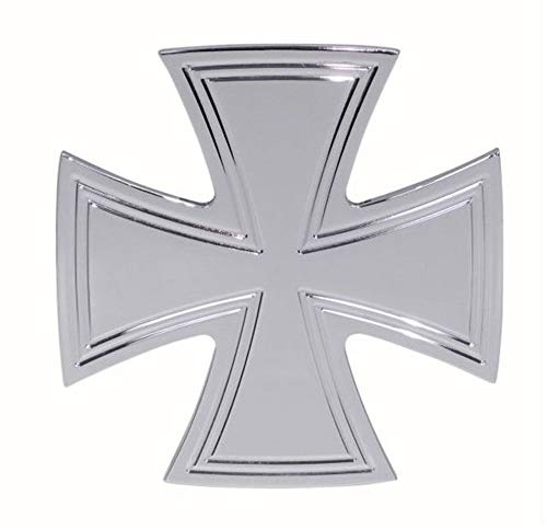 cross trailer hitch cover - 2