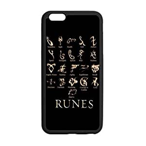 "BANGBANGDA Protective Hard pc Coated Cover Case for iPhone6 Plus 5.5"", The Mortal Instruments -LCI6PU82"