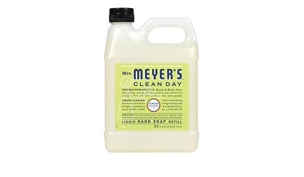 Amazon.com : Jabon Liquido - Repuesto De Jabon Para Lavarse Las Manos - Botella Grande De 33 Onzas : Beauty