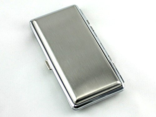 Skyway Westin Silver Cigarette Case for 120's by Skyway Products