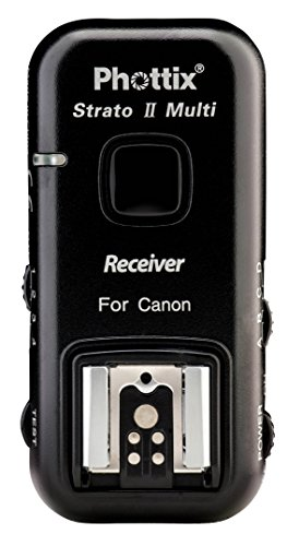 Phottix Strato II Multi 5-In-1 Canon Receiver