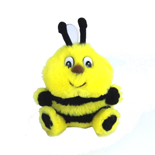 Hot Sale 2017 Purrfection Speller Cushy Critter Bumble Bee 5 Plush