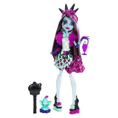 Monster High Sweet Screams Abbey BOMINABLE]()
