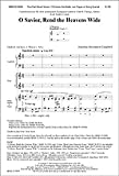 img - for O Savior, Rend the Heavens Wide(Choral Score) - Handbells and Organ or String Quartet - Choral Sheet Music book / textbook / text book