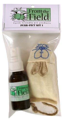 From The Field Shelby the Hemp Mouse Catnip Toy Gift Kit