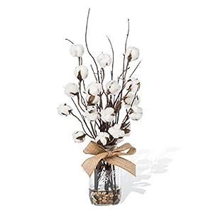 Cotton & Birch Faux Flower Accent 37