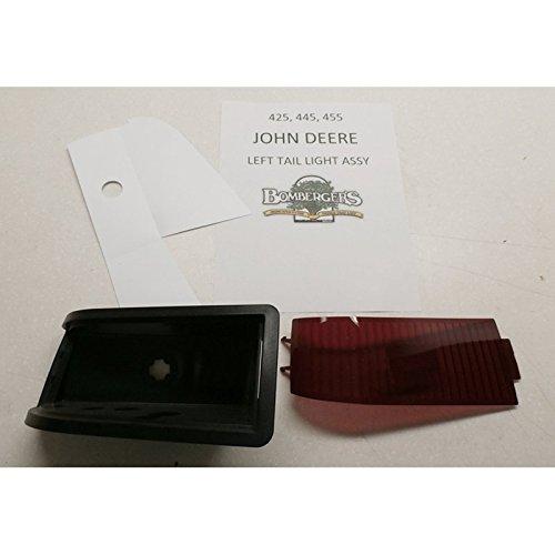 John Deere Left Rear Tail Light Assembly M116133 M116505 M117275 415 425 445 455 by John Deere