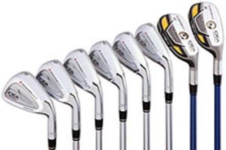 Adams Golf Herren Idee pro Gold integrierte, Bügeleisen, Set von 8 (3-pw)