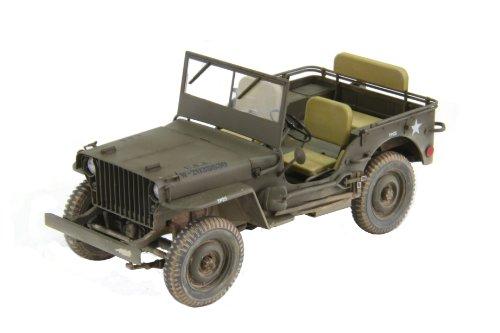 (U.S. Army 1/4(t) 4x4 Truck (Slat Grill) 1/20 by Fine Molds)
