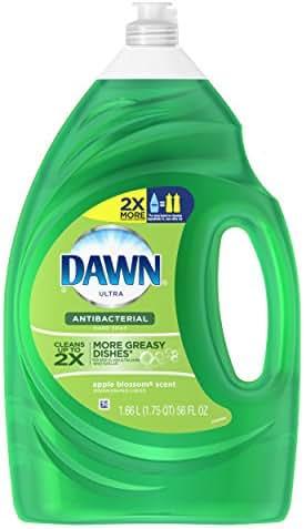Dawn Ultra Apple Blossom 56 fl oz Antibacterial Dish washing Liquid