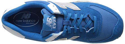 Vaw D mode homme Blau Silver Blue Bleu ML574 Balance Baskets New qxCgE8wI