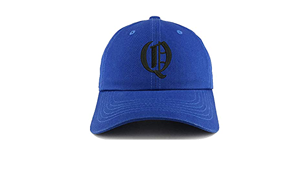 Blue Baseball Hats for Men Embroidered Cap Embroidery Snapback Hat Rabbit