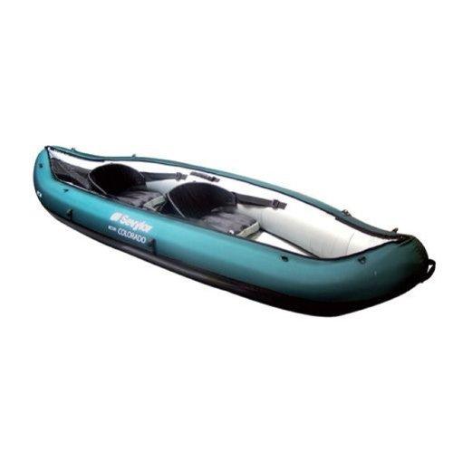 Sevylor Kayak - + - Kayak hinchable (2 personas)  color ...
