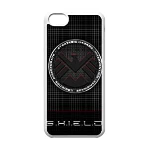 iphone5c phone cases White S.H.I.E.L.D fashion cell phone cases YEDS9168844