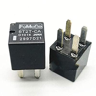 8T2T-CA 8T2T-0101K-CA O101K 0101K For OEM Hight Power Relay For Ford Various Models: Automotive