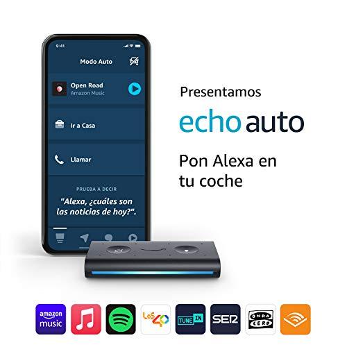 Echo Auto – Pon Alexa en tu coche