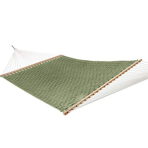 Hatteras Hammocks Soft Weave Hammock – Light Green