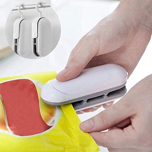 YYM Scellant portatif de Lmpluse de Sac en Plastique Tenu dans la Main d'outil de cachetage de Chaleur Mini