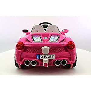12V-Ferrari-Style-Electric-Battery-Powered-Ride-on-Car-MP3-with-Parental-Remote-Kids-Toy