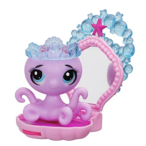 Littlest Pet Shop Magic Motion Glimmer Shell Octopus Pet