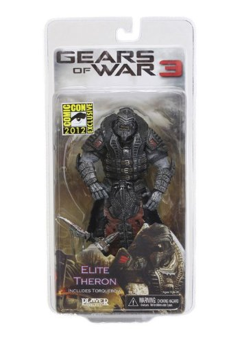 NECA SDCC Exclusive Gears of War 3 - Elite Theron 7