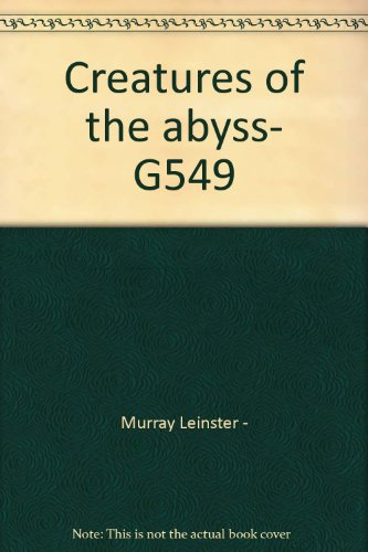 Creatures of the abyss- G549