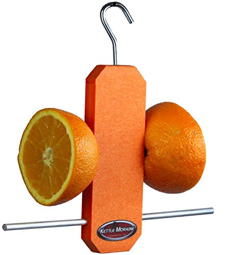 Kettle Moraine Recycled Single Oriole Orange Fruit Stick Fee