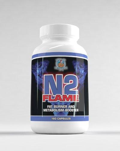 N2-flamme (brûleur / de métabolisme des graisses Booster, plus fort que Lipo-6)
