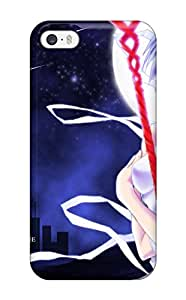 New Style Excellent Iphone 5/5s Case Tpu Cover Back Skin Protector Neon Genesis Evangelion 9713313K42440197