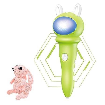 Pluma 3D, Dibujo en 3D Impresora Pluma para niños, Artesanía de ...
