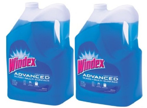 Windex Advanced Glass & Multi Surface Cleaner  1.34 GAL  5.0