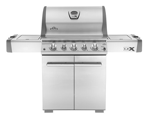 Napoleon LEX485RSIBNSS Natural Gas Grill by Napoleon