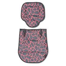 Britax B-Agile Fashion Stroller Kit, Pink Giraffe by Britax