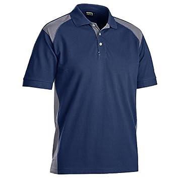 blakläder Polo (2 colores color azul marino/gris, 3324 1050 8994 ...