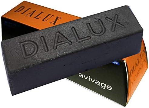 DIALUX Orange VORNEX PRE-Polish Tripoli 3 Bars.