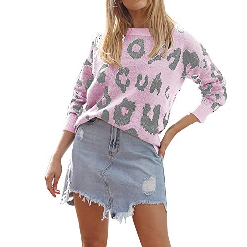 DaySeventh Fashion Oversized Women Knitted Long Sleeve Pullover Tops Loose Sweater