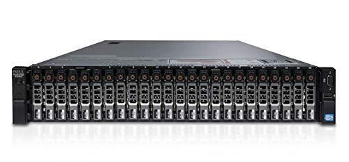 Dell PowerEdge R720XD Server | 2X 2.50GHz 12 Cores | 32GB | H710 | 2X HDD Trays (Renewed)