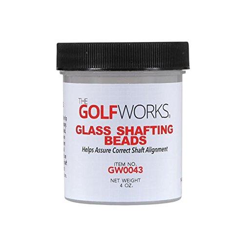 GolfWorks Glass Shaft Centering Beads 4 oz. ()