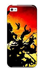 Wraith Of War Case Compatible With Iphone 5c/ Hot Protection Case
