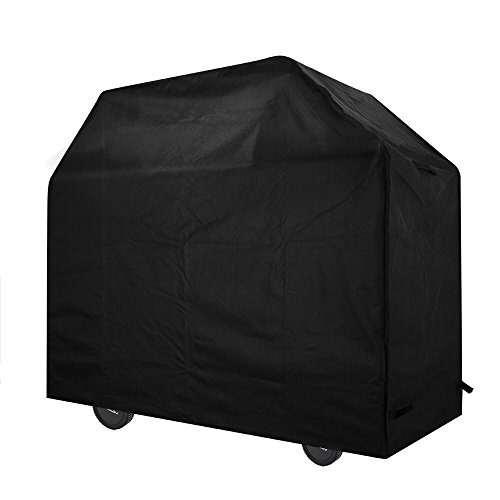 Amazon Lightning Deal 100% claimed: VicTsing Grill Cover Waterproof Heavy Duty Barbecue Covers Thick Heavy Duty Barbeque (BBQ), Medium 58-Inch -- Classic Accessories