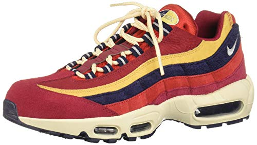 Nike Air Max 95 Premium Red Crush/Provence Purple (8 for sale  Delivered anywhere in USA