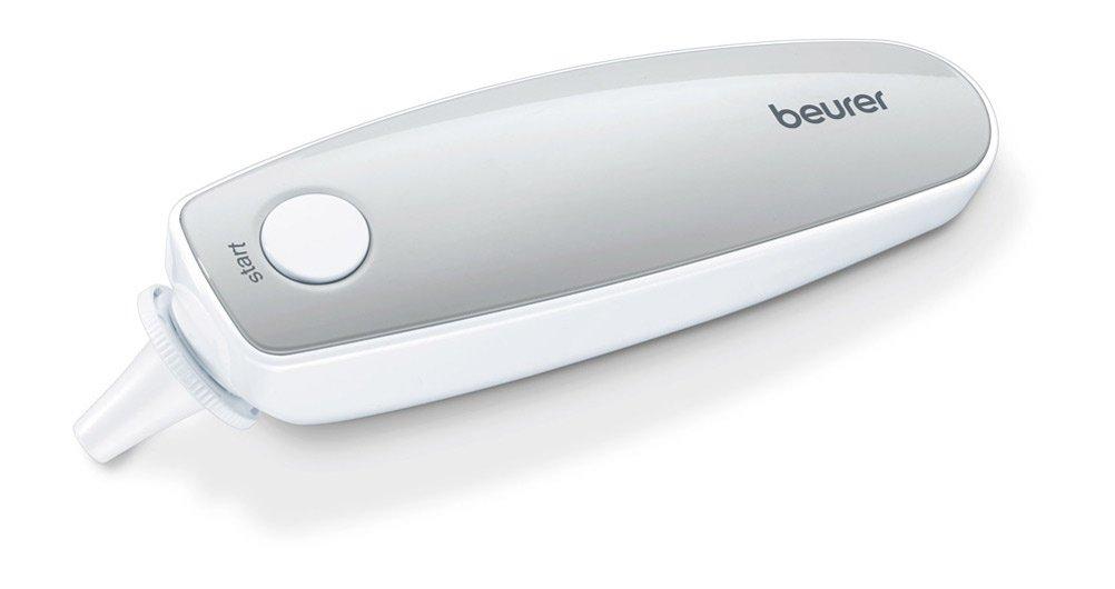 Beurer FT 78 - Termómetro de oído, por infrarrojos, color blanco y gris: Amazon.es: Salud y cuidado personal