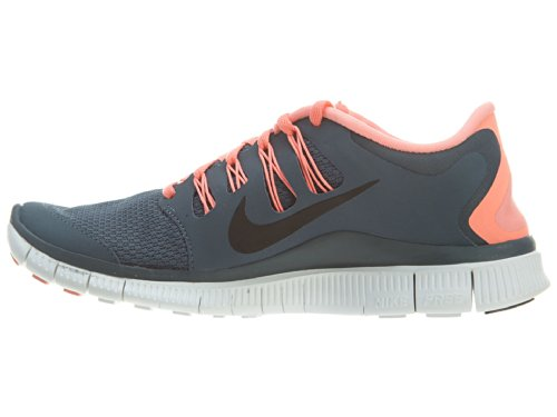 reputable site b9f6d a09ed Nike Womens Free 5.0+ Running Shoes Dark Armory Blue Armory Navy Atomic  Pink 580591-446 Size 9.5