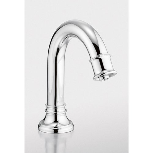 Ecopower Electronic Lavatory Faucet - Toto TEL5LT10-CP Fordham EcoPower Thermal Mixing Electronic Lavatory Faucet Chrome