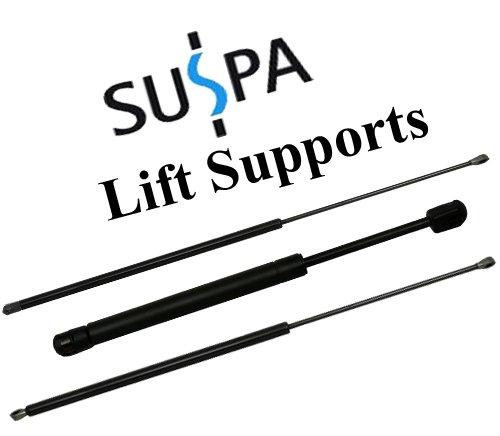 Qty (2) Camper Rear Window, Tonneau Cover Lift Supports, Struts. Suspa C16-12181 C1612181