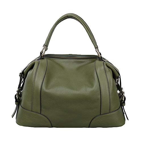 Sac Sac à Sacs Main Layer Cuir Main Cuir Cuir Femme Joker En Green First à En En Sac Main à Pq5g40n5