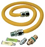 Brass Craft PSC1106 Gas Dryer Install Kit
